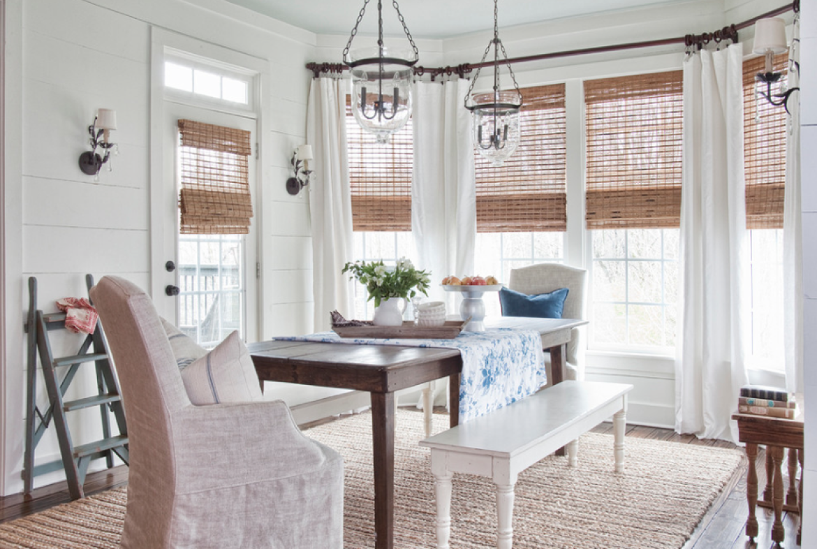 Talie Jane Interiors 10 Tips For Getting A Dining Room Rug Just Right