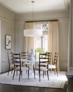 Tips For Choosing A Dining Room Rug Talie Jane Interiors