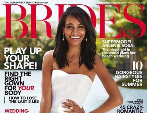 Talie Jane Press Brides Magazine