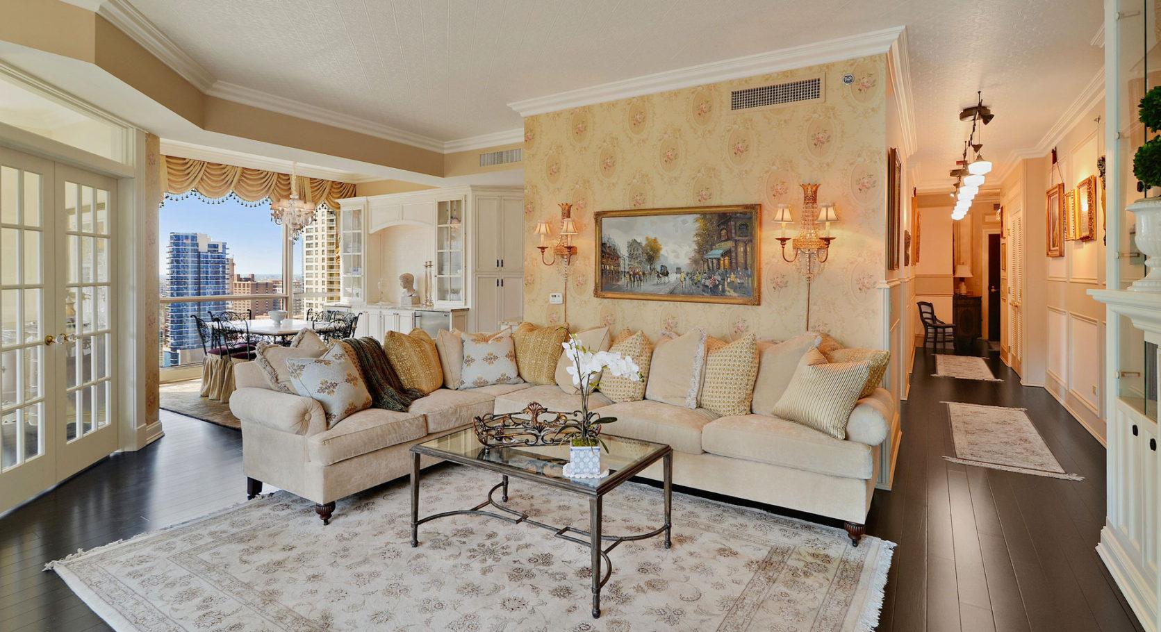 Pinnacle Living Room by Talie Jane Interiors