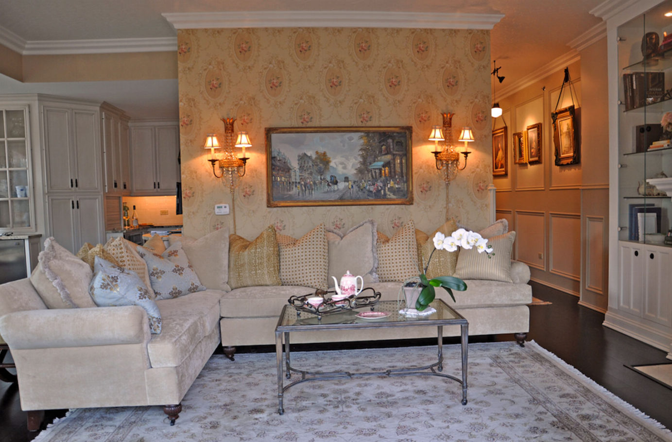 Talie Jane Interiors Living Room Design