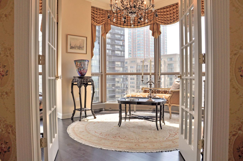 Pinnacle Sun Room by Talie Jane Interiors