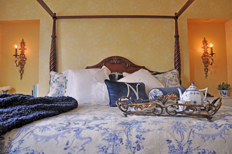 Pinnacle Bedroom by Talie Jane Interiors