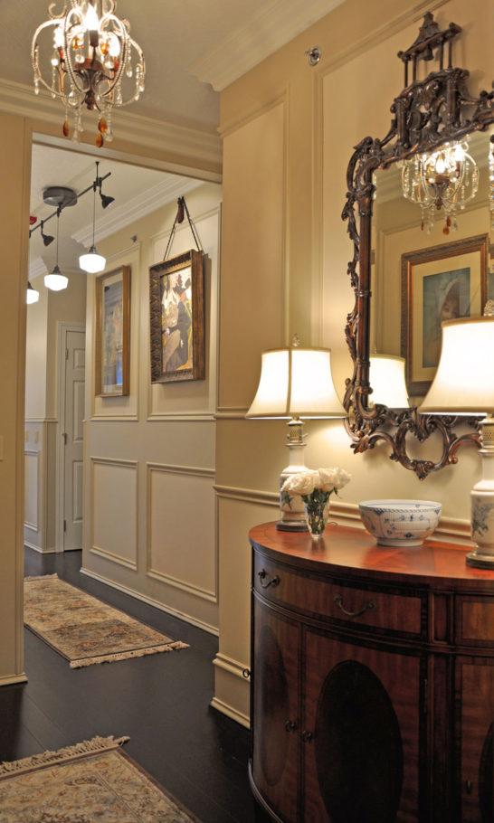 Pinnacle Hallway by Talie Jane