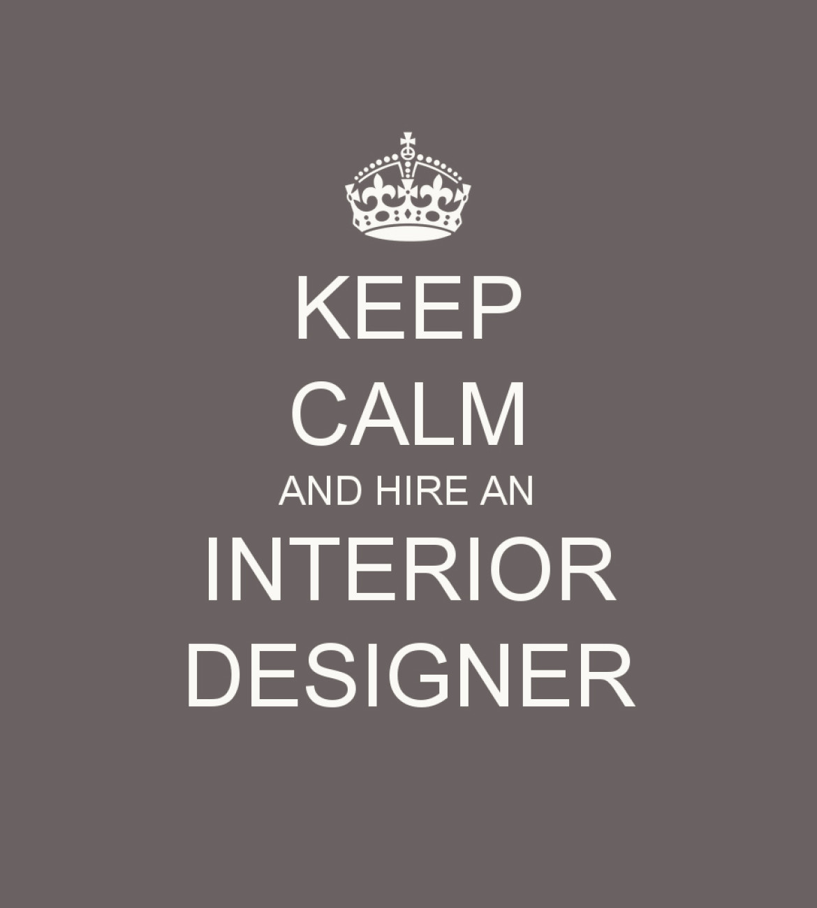 why should i hire an interior designer