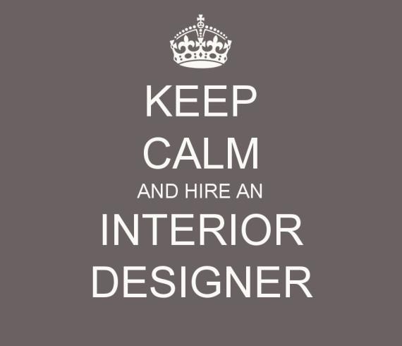 why should i hire an interior designer