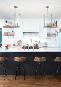 Kitchen Lighting, Chandeliers, Pendants, Multi-Bulb Fixtures, Track Lighting, Dropped Ceilings, Wide Fixtures, Mixed Metals