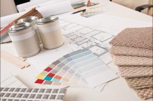 Interior design style, hiring an interior designer