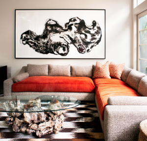 Artwork, Art Placement, Hanging Art, South Lake Tahoe, Interior Design