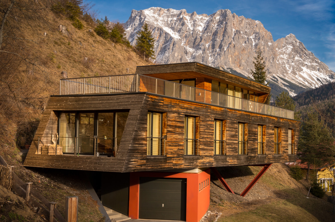 Talie jane interiors what do we mean by mountain modern for Modern homes colorado