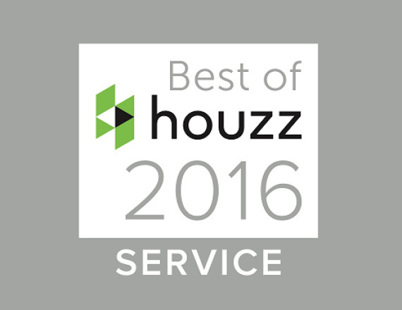 Talie Jane Interiors Lake Tahoe Best of Customer Service 2016 Houzz badge