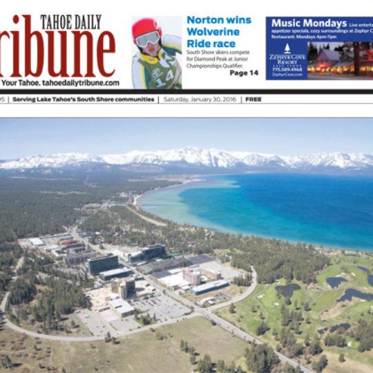 Mountain Modern Design Tahoe Daily Tribune Talie Jane Interiors