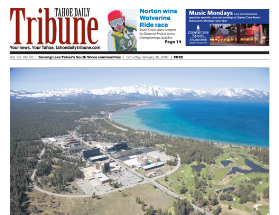 Mountain Modern Design Tahoe Daily Tribune Talie Jane Interiors