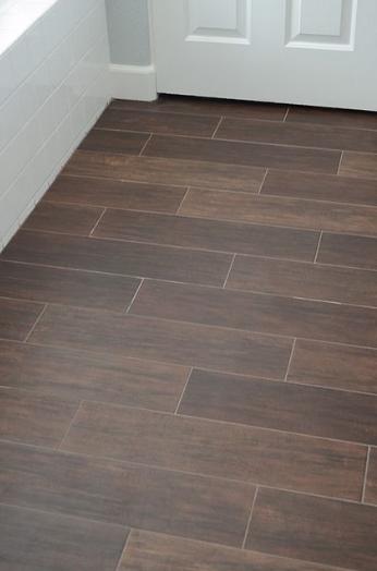Porcelain wood tiles, Wood Look Tile, Wood Floor Alternatives, Flooring, Kitchen Flooring, Bathroom Flooring