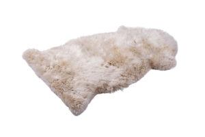 faux fur rug mountain home decor
