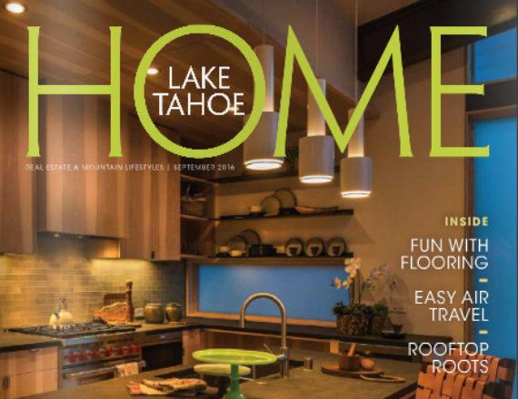 Home Magazine Lake Tahoe