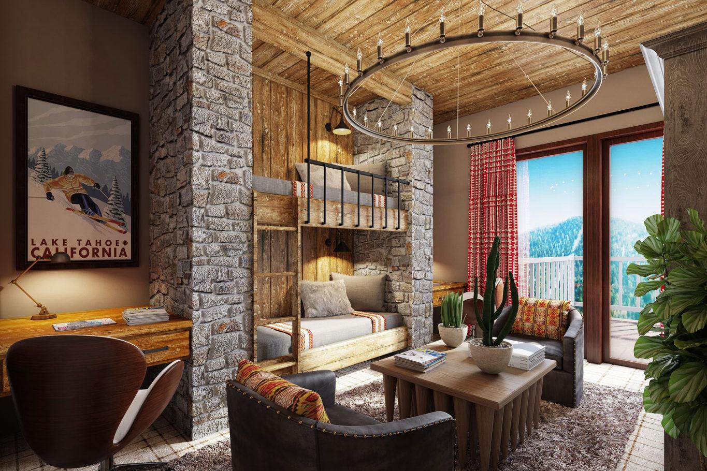 Zalanta 2nd Bedroom Plan by Talie Jane Interiors