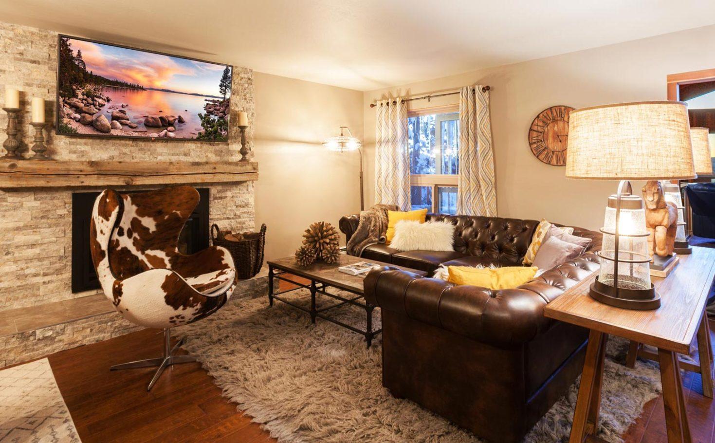 Henderson Living Room by Talie Jane Interiors