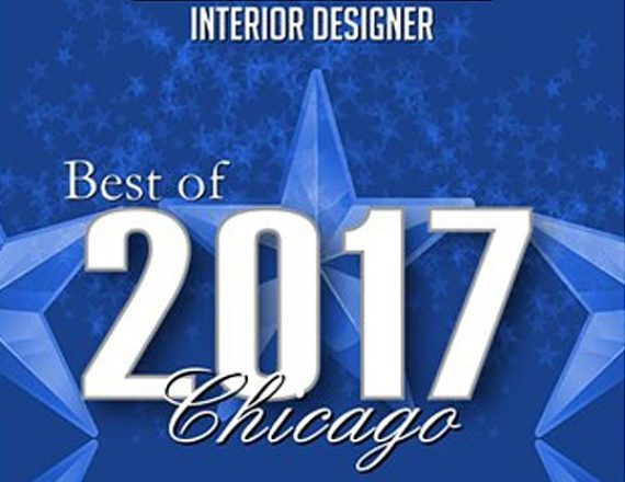Best Of Chicago - 2017 - TalieJane Interiors
