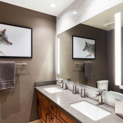 New Tahoe Condominium by Talie Jane Interiors