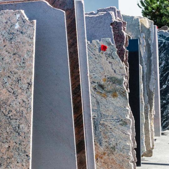 Stone Slab Yard - Granite Or Quartz?