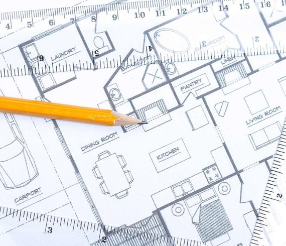 Key to Measurements in Interior Design - TalieJane Interiors