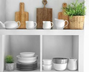 Open Shelving - Things that are out in 2018