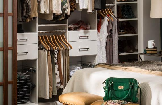 Closets by Talie Jane