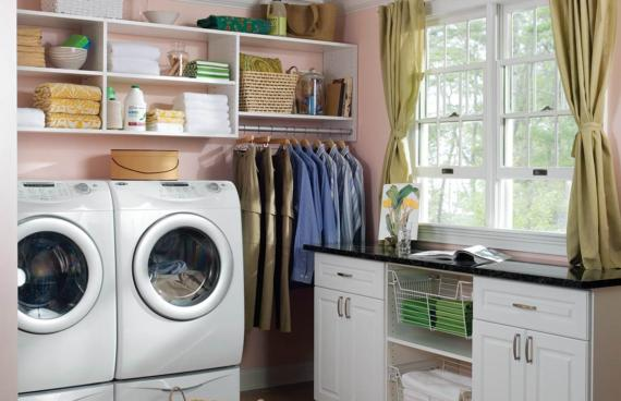 Laundry Room by Talie Jane