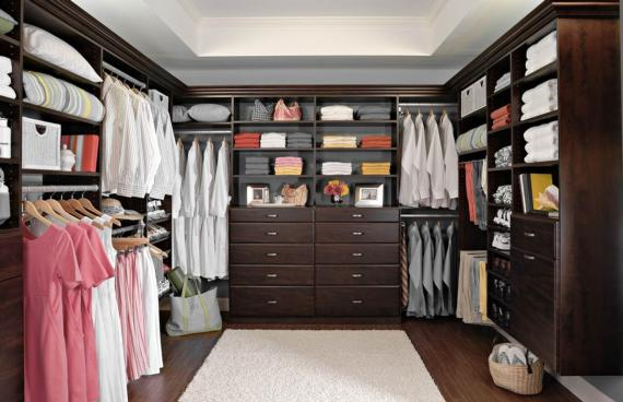 Walk In Closet by Talie Jane Interiors