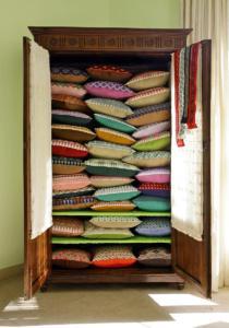 Preparing For Spring - Talie Jane Interiors - Throw Pillows