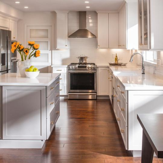 Modern Kitchen Design - Talie Jane Interiors