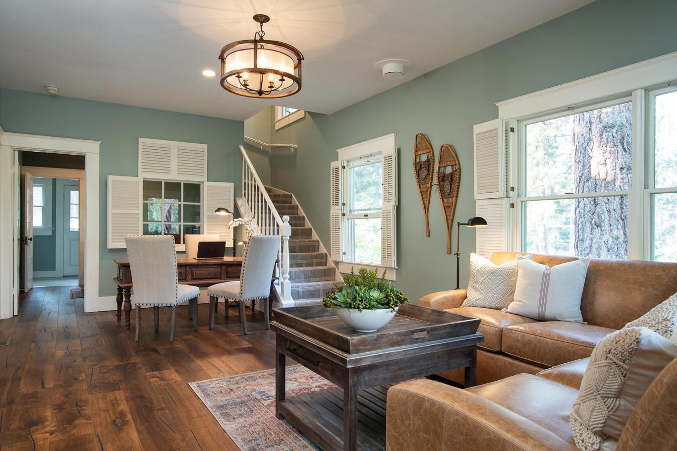 Pray Meadow Interior Design - South Lake Tahoe - Talie Jane Interiors