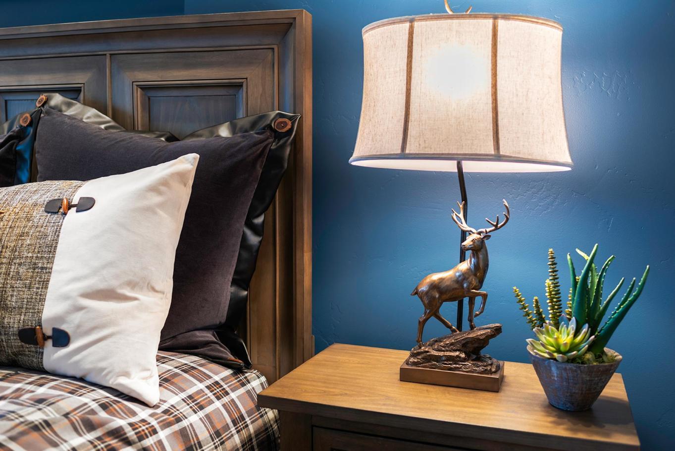 Zalanta Master Bedroom - Talie Jane Interiors