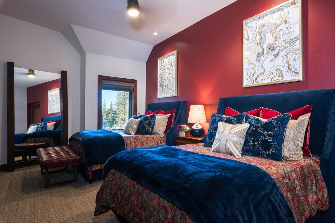 Zalanta Bedroom Design - Talie Jane Interiors