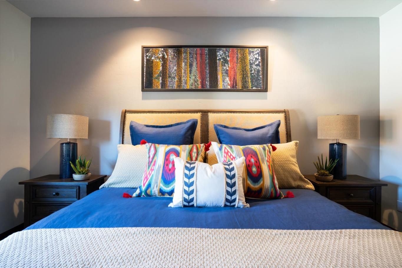 Zalanta Bed Room Design by Talie Jane Interiors