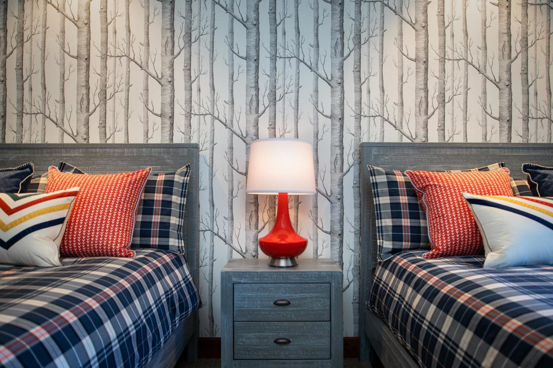 Zalanta Bed Room Design by Talie Jane Interiors