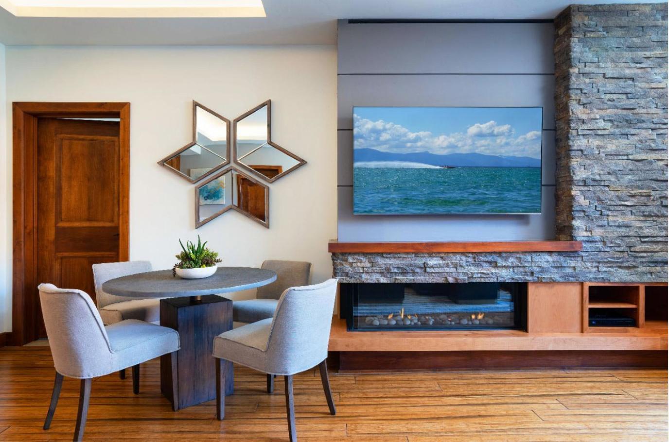 Zalanta Dining Area Design by Talie Jane Interiors