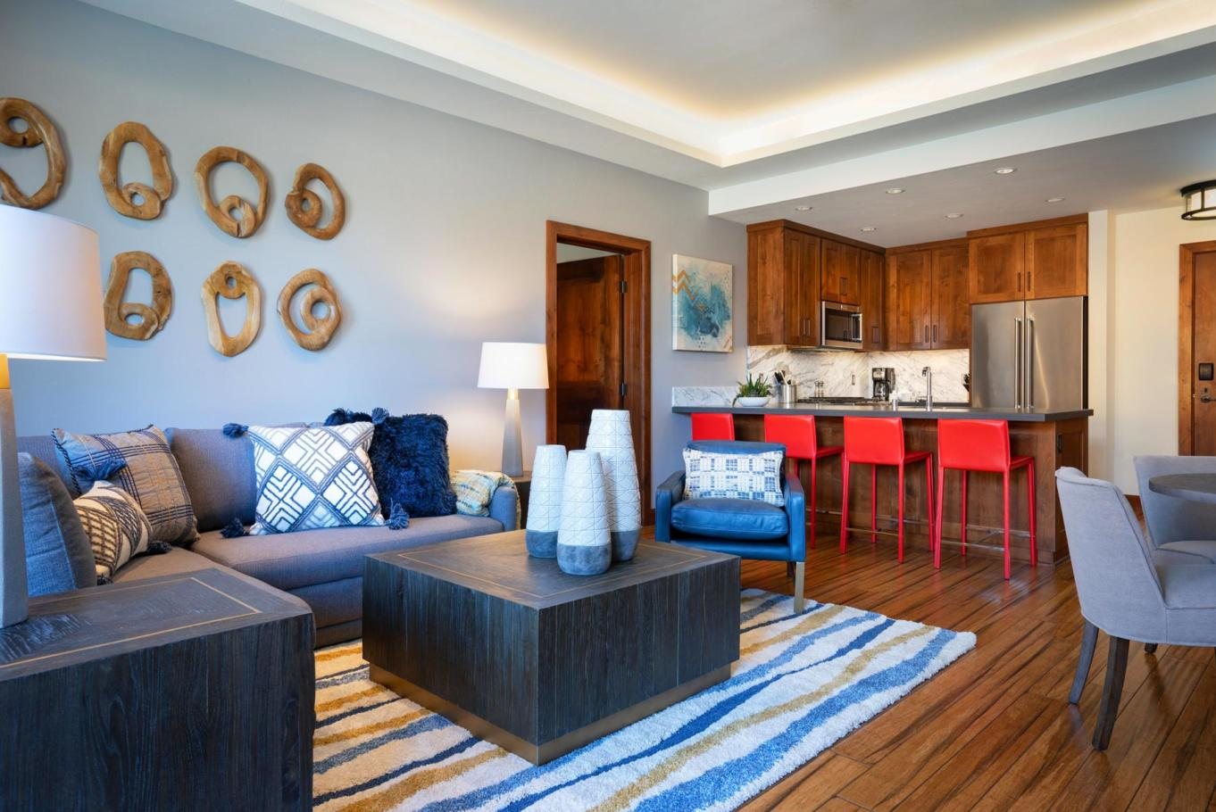 Zalanta Living Room Design by Talie Jane Interiors