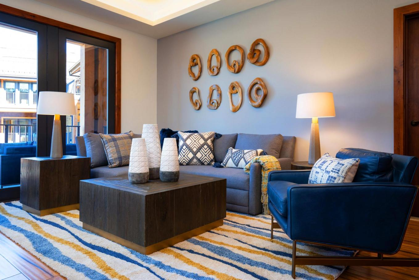 Zalanta Living Room Design by Talie Jane Interiors