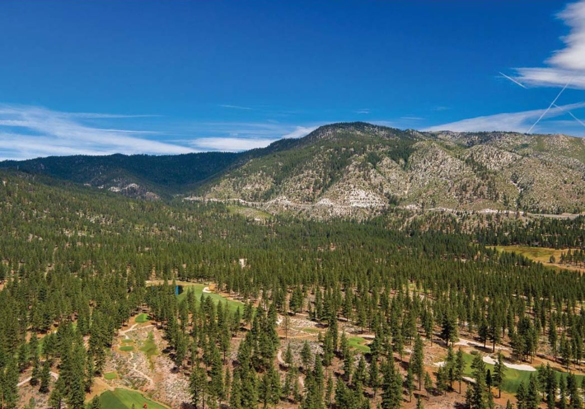 Lake Tahoe's Newest Mountain Community, Clear Creek - Talie Jane Interiors