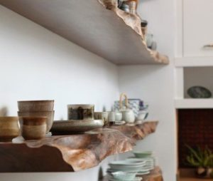 Floating Shelves - Talie Jane Interiors