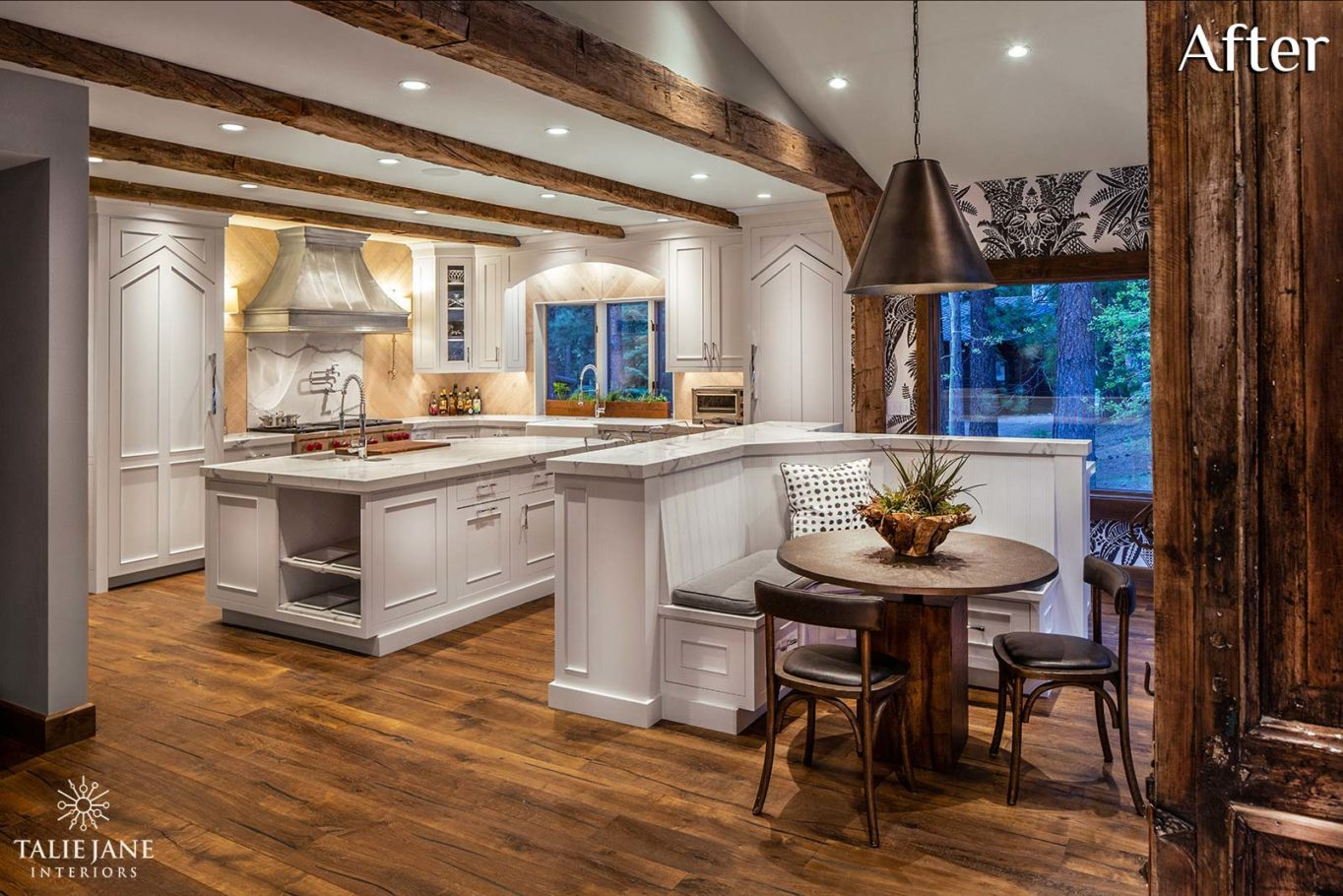 Kitchen Interior Design - Talie Jane Interiors