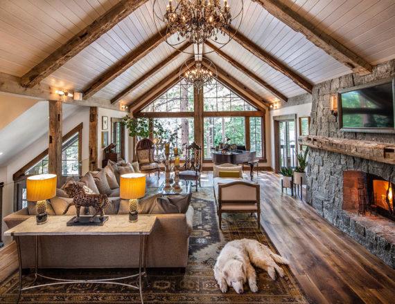 Living Room After - Talie Jane Interiors