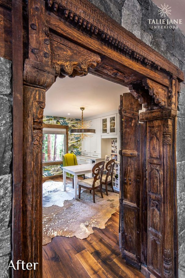 Home Office interior design - Talie Jane Interiors