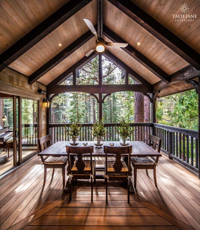 Home Patio design - Talie Jane Interiors