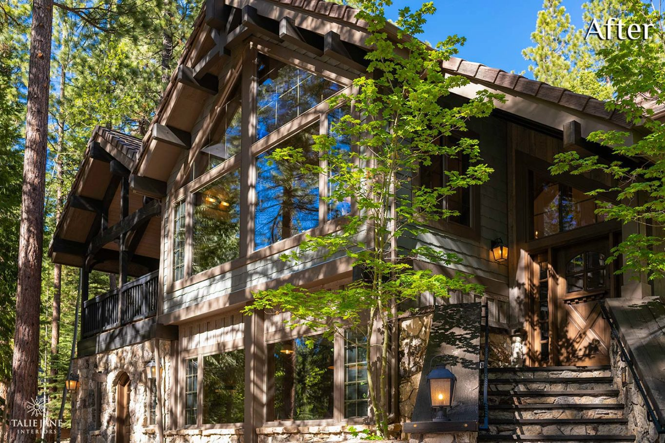 Home exterior design - Talie Jane Interiors