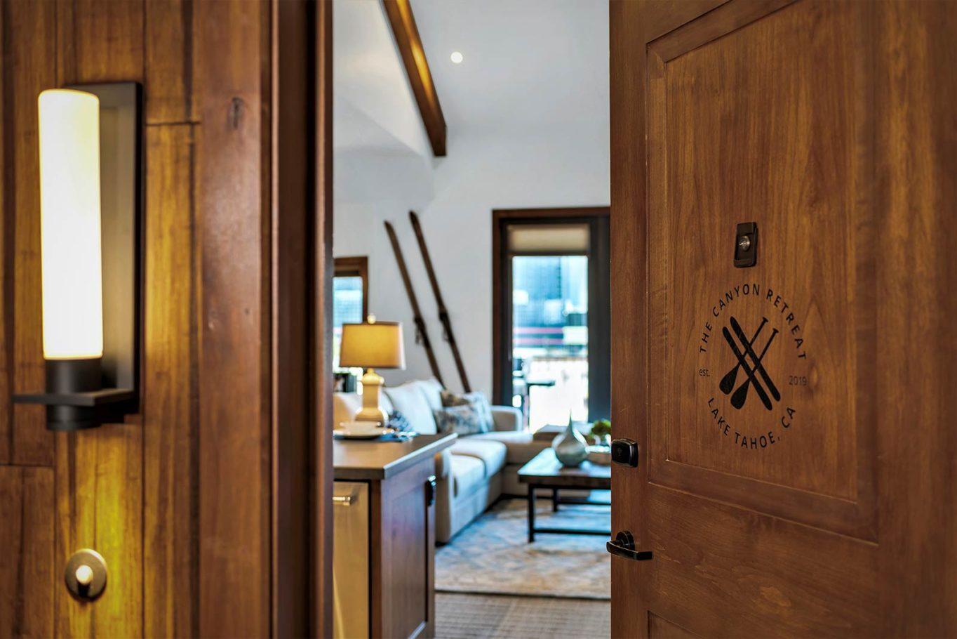Zalanta Doorway Entrance - Talie Jane Interiors