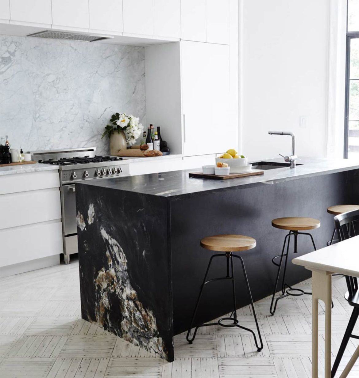 Hot Kitchen Trends According To Talie Jane Marble Talie Jane Interiors