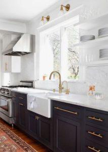 White Marble - Kitchen Trends - Talie Jane Interiors